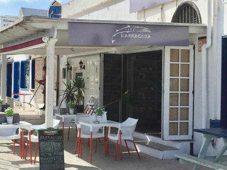 Barracuda...... a new place to try in Costa Teguise