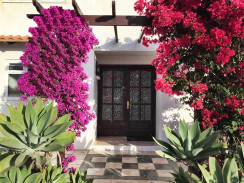 Villa Antonio Entrance