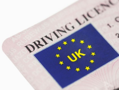 Be aware - if the UK leaves the EU without an agreement and you plan to hire a car