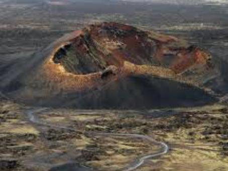 Have you walked Volcano El Cuervo?