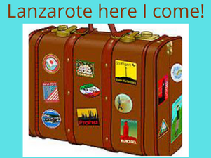 Lanzarote is safe & waiting with open arms!