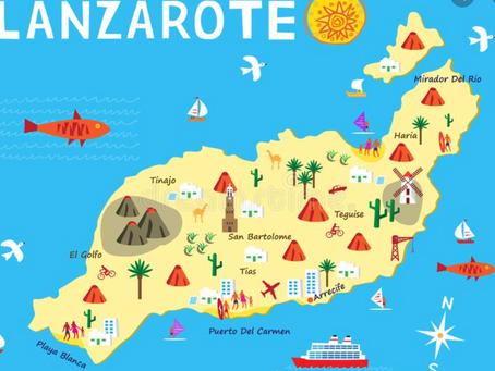 Lanzarote getting much much better