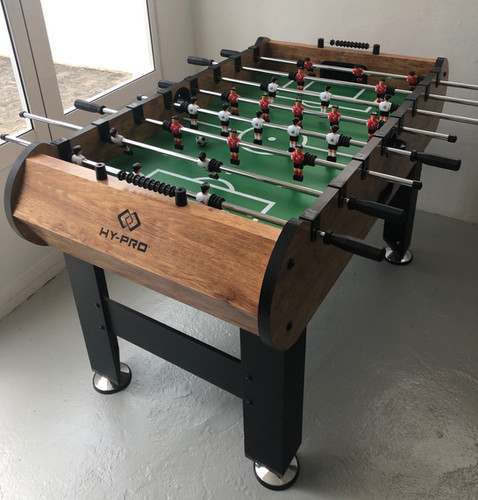 New table football
