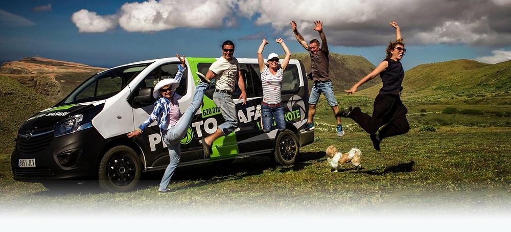 photo safari lanzarote