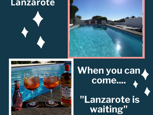 Lanzarote - moving in the right direction