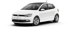 VW Polo Panoramic Roof