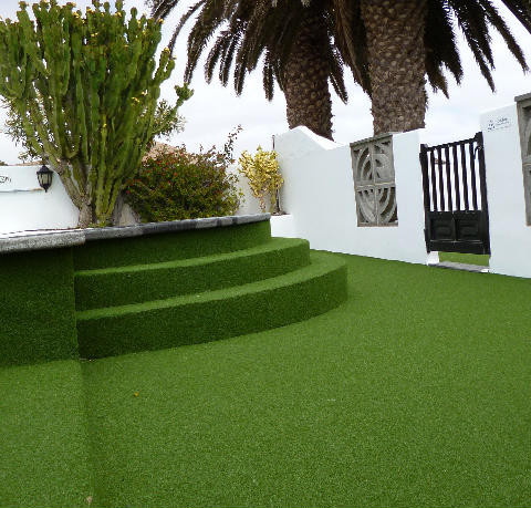 Astro turf - safer and better