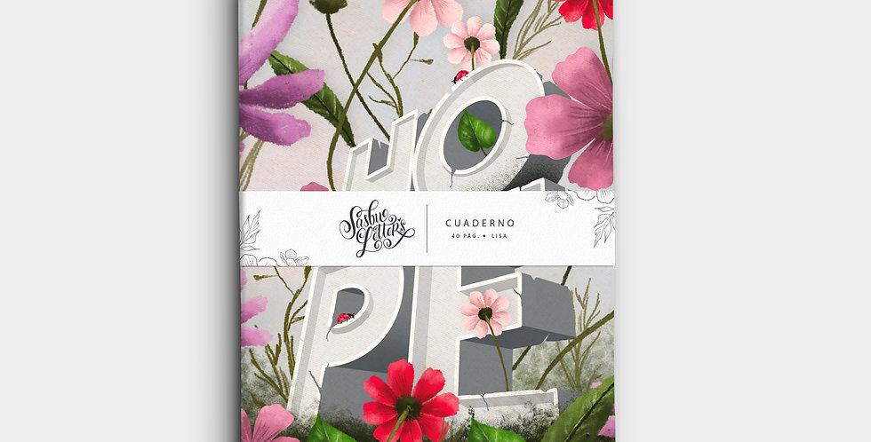 Cuaderno - Hope
