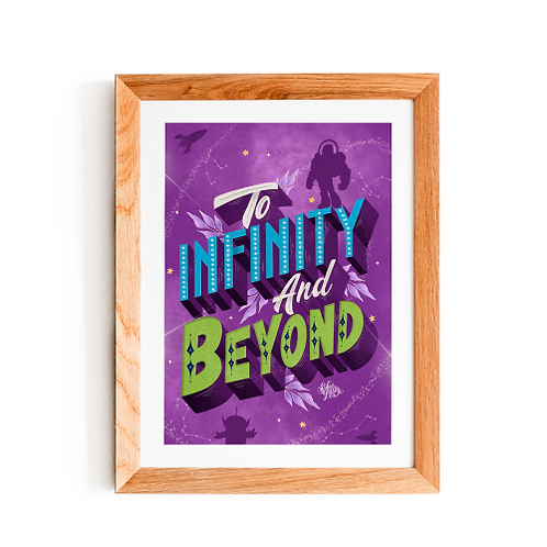 Toy Story - To Infinity And Beyond