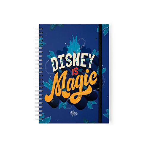 Disney Is Magic - Argollado