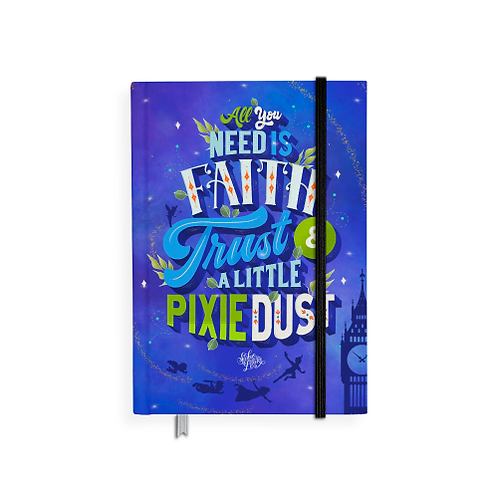 Peter Pan - All You Need Is Faith, Trust & A Little Pixie Dust