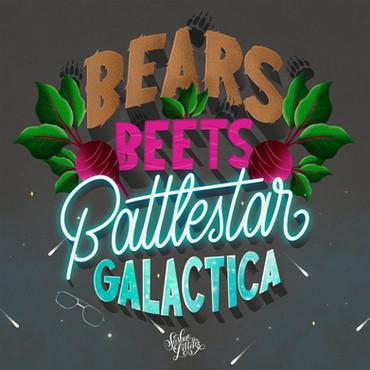 Bears, Beets, Battlestar Galactica.jpg
