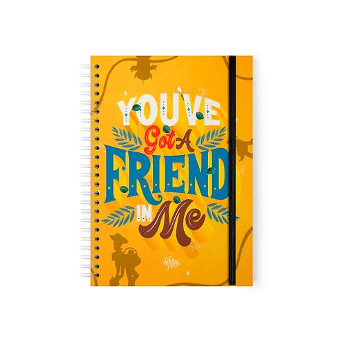 Toy Story - You've Got A Friend In Me - Argollado