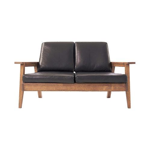 Whisky Oak Sofa (Cushion Type)