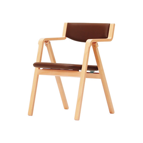Folding chair T-3223WB-NT