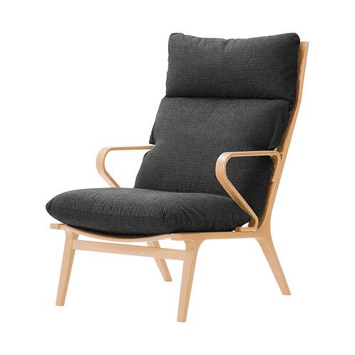 Dan Lounge Chair T-3234WB