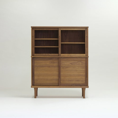 Fennel Glass Cabinet