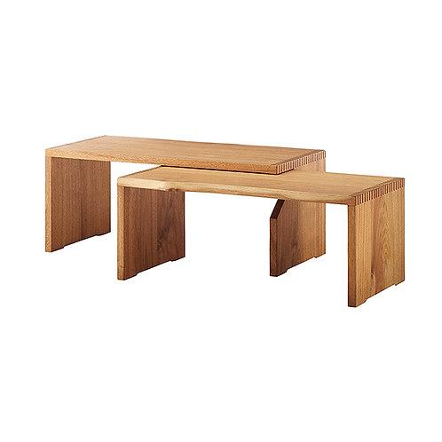 Shirakawa 飛騨の匠工房 Hida Takumi Studio - Nesting Table (Set)