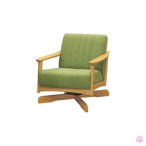 Hamamoto No.1000R 1P Swivel Sofa