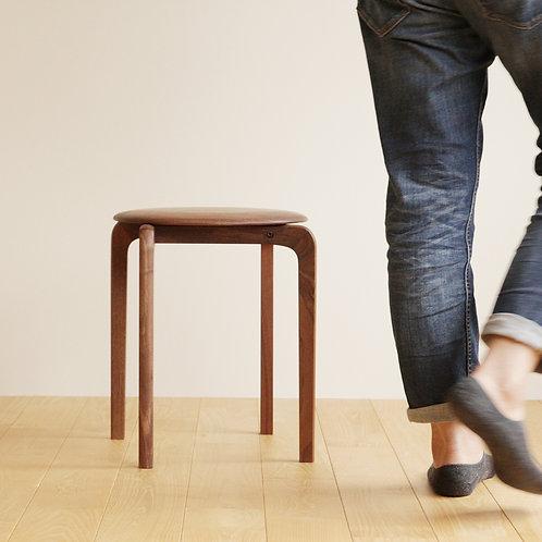 LISCIO Stool (4 Legs)