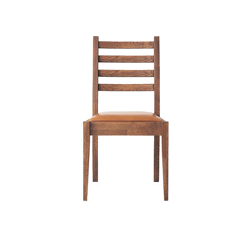Whisky Oak Dining Chair (Cushion Seat)