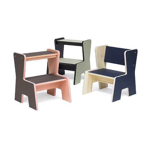 Kokona Step Chair