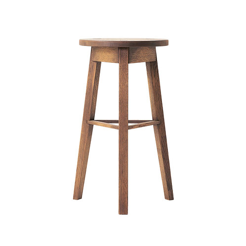Whisky Oak Stool H61