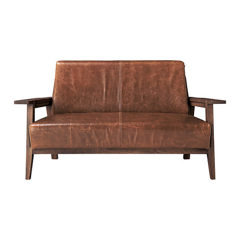 Whisky Oak Sofa (Upholstery Type)