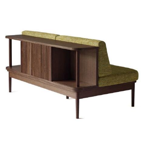 JYABARA Lounge Bench Wide