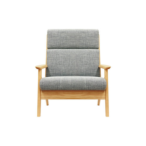 Hamamoto No.3980 1P Highback Sofa