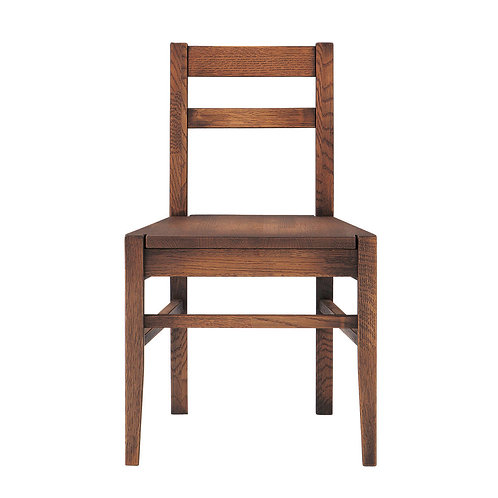 Whisky Oak Dining Chair