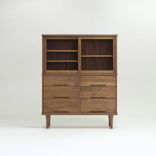 Fennel Glass Chest