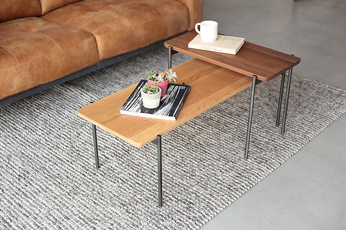 Rict Center & Side Table