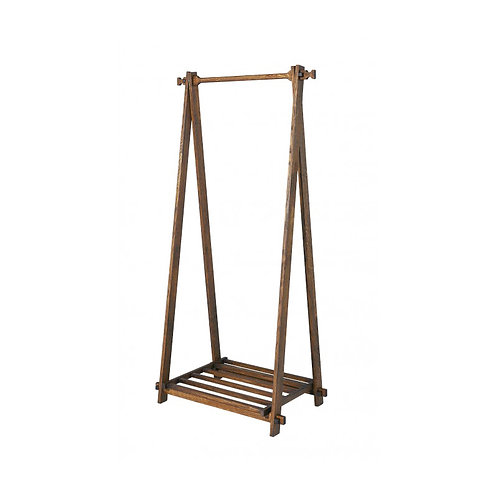Whisky Oak Hanger Rack