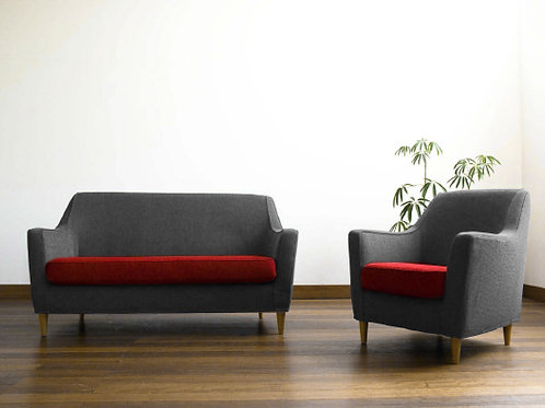 Levy Sofa Two Tone