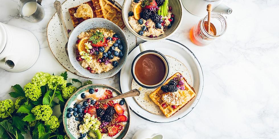 Autour du petit-déjeuner