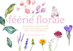 Féérie florale