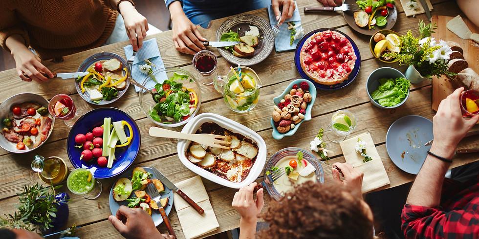 L'indulgence dans l'assiette - Je rééquilibre mon alimentation en douceur