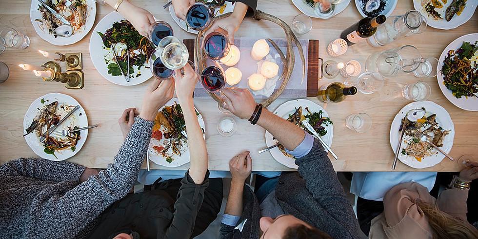L'indulgence dans l'assiette: j'aborde sereinement les fêtes de fin d'année