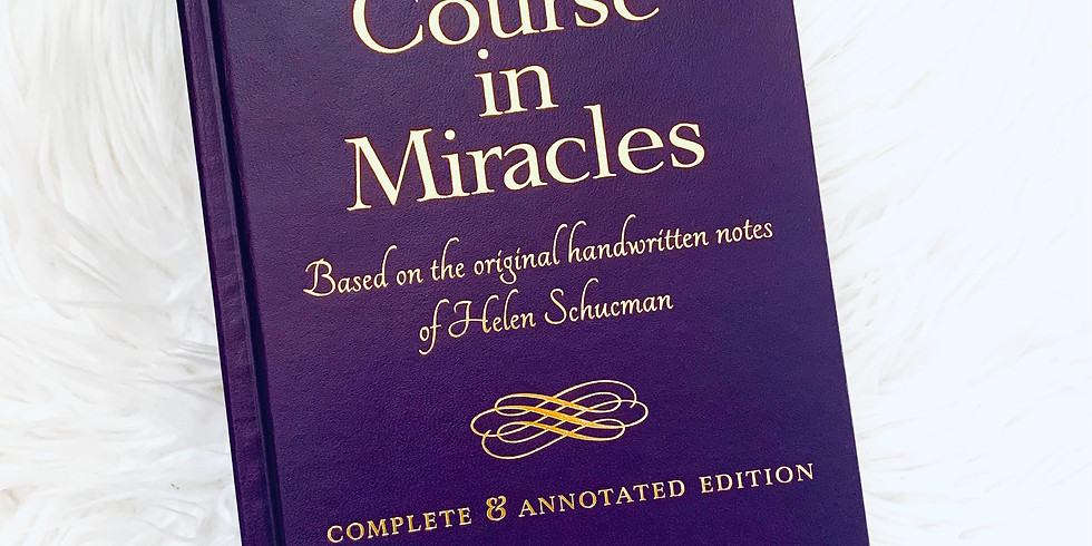 A Course in Miracles CE Study Group