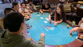 組成現場德州撲克錦標賽團隊的重要性,交換比賽股份成為撲克比賽的「小確幸」