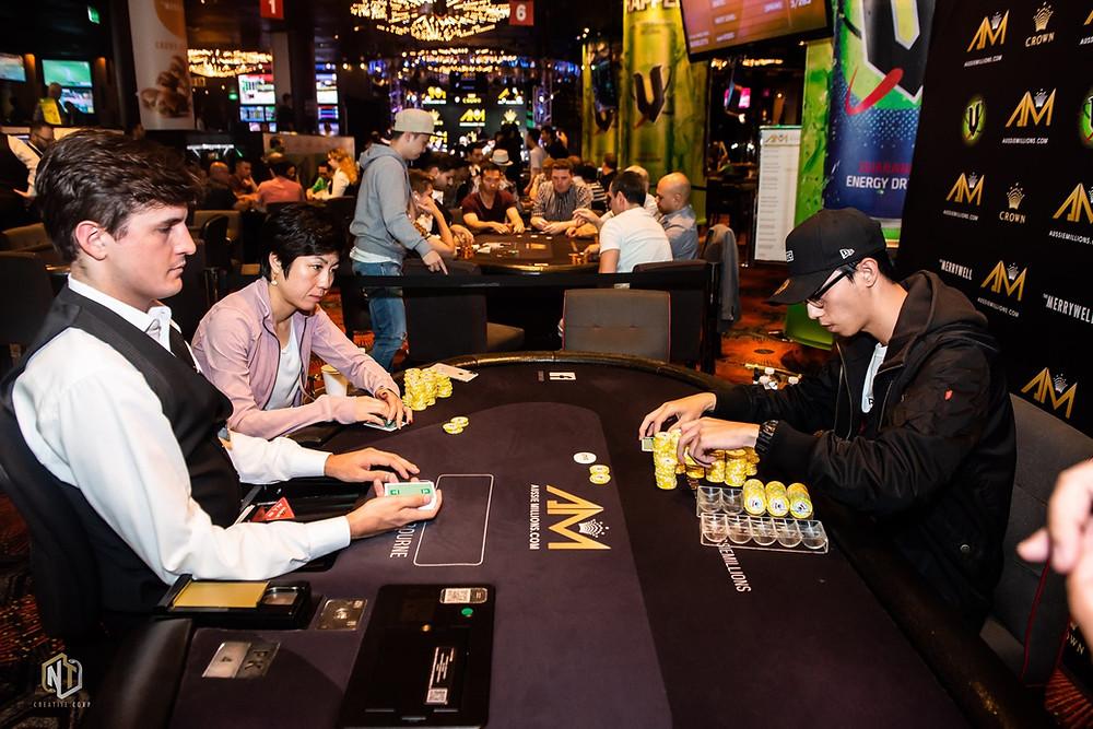德州扑克是赌博吗