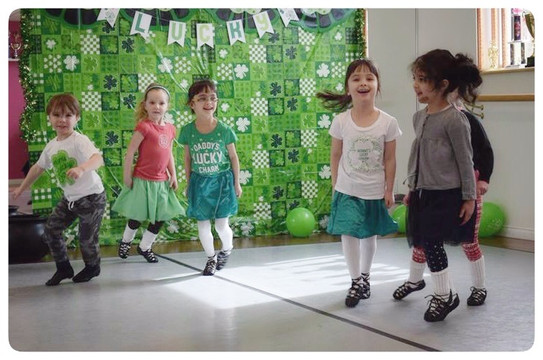 St. Patrick's Day Party at Costello Irish Dance 2017