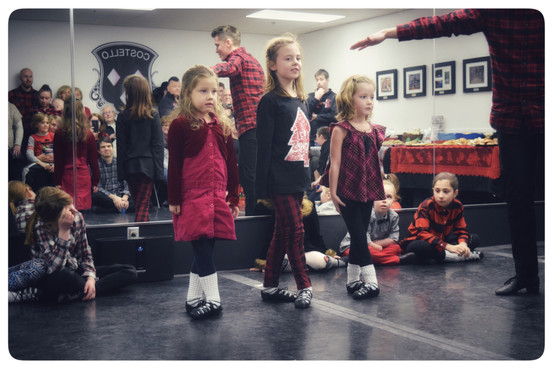 Costello Irish Dance Christmas Party 2017