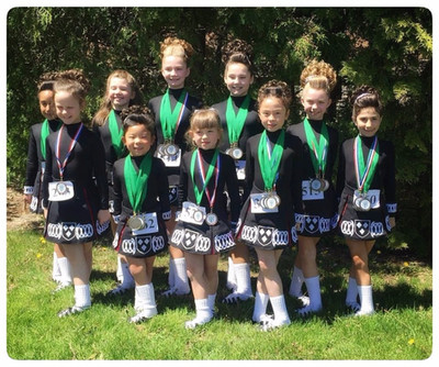 Costello Irish Dance at Montreal Feis 2017