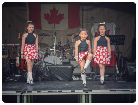 Canada Day 2017 - Costello Irish Dancers
