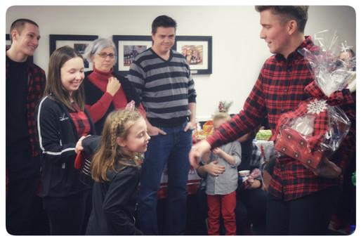 Costello Irish Dance Christmas Party 2017