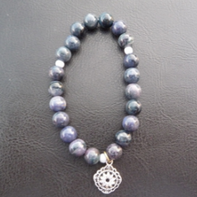 Purple Dumortierite