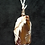 Thumbnail: Wire Wrapped Pendant - Light Brown Agate
