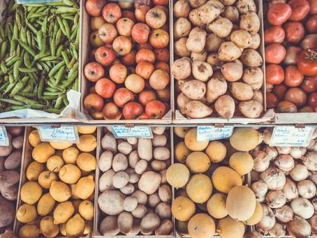 Alimentation équilibrée : le B.A.-ba